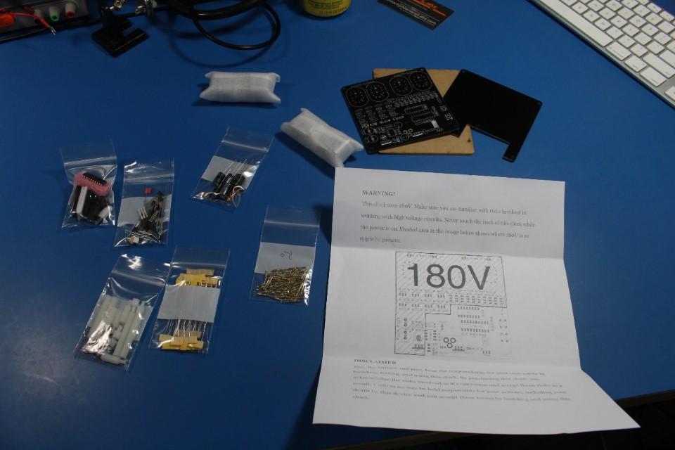 MSP430NixeTubeClock-01