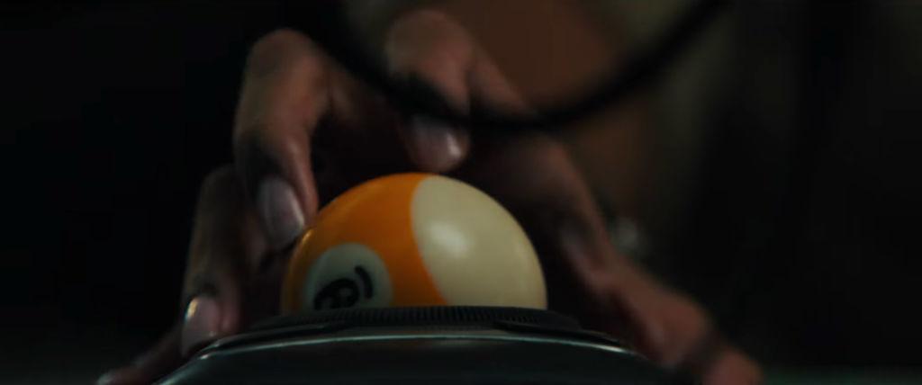 Billiard Ball Arcade Trackball Mouse