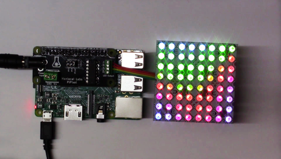 Introducing the PiPixel - Raspberry Pi & Digital LEDs Simplified